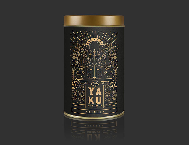 Packaging negro yaku